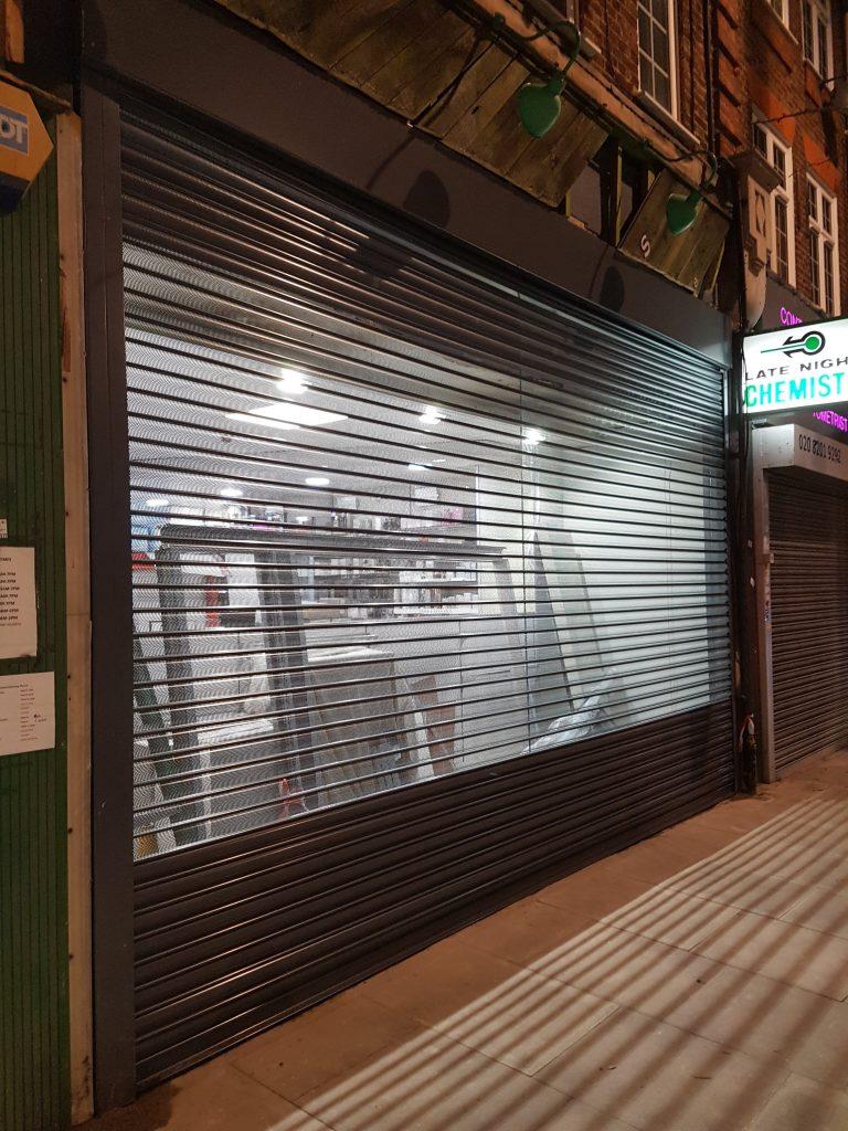 Shutters Repair London