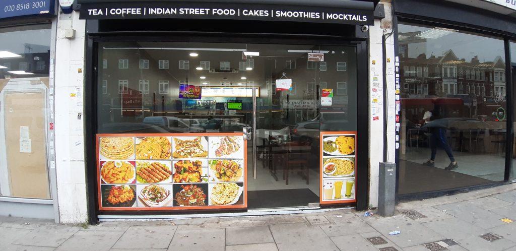 Shop Front Repair London
