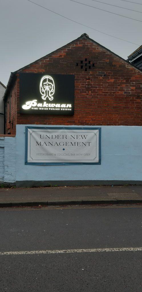 Signs and Blinds Repair London
