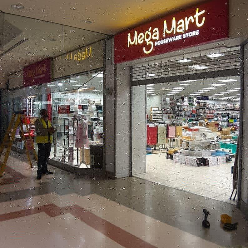 Shop Front Repair